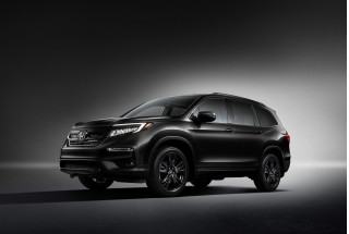 Paint it black: 2020 Honda Pilot arrives with new Black Edition, $100 price increase
