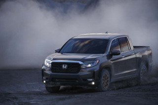 2021 Honda Ridgeline Photos
