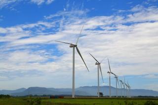 Honda wind farm in Brazil