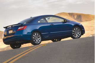 2009 Honda Civic Coupe Photo