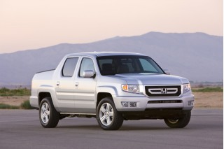 2010 Honda Ridgeline Photo