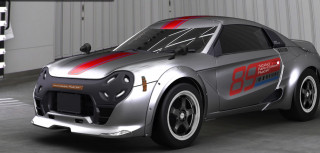 Honda S660-based Neo Classic racer concept