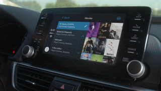 Honda Dream Drive infotainment system prototype at 2019 CES