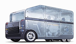 Honda Unibox concept