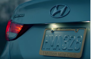 2013 Hyundai Elantra goes 1 million miles