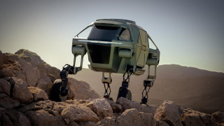 Hyundai takes off-roading to next level with Elevate walking car