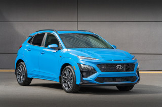 2022 Hyundai Kona updated with N Line sport variant