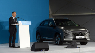 Hyundai Mobis fuel cell announcement