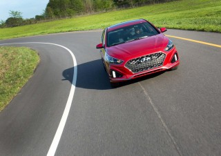 2019 Hyundai Sonata Sport loses turbocharged engine