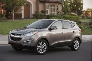 2010 Hyundai Tucson Photo