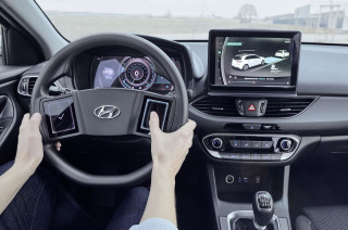 Hyundai next-generation cockpit prototype