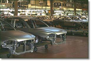 Hyundai Ulsan assembly plant