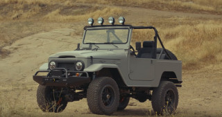 Icon FJ40 Baja Edition