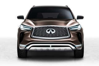 2019 Infiniti QX50 crossover to debut variable-compression engine