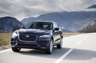 2018 Jaguar F-Pace