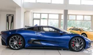 2016 Jaguar C X75 From Spectre Is For Sale ...