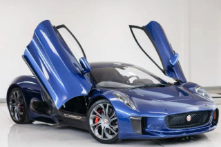 Here's how you can own a Jaguar C-X75