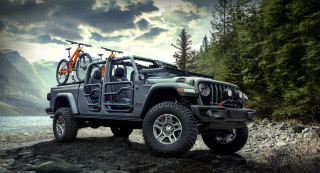Mopar already has over 20 accessories for the 2020 Jeep Gladiator