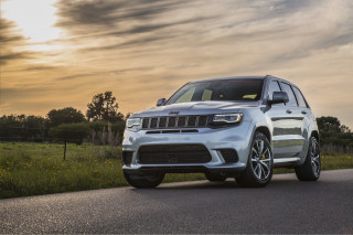 Meet the world's fastest SUV: Hennessey HPE1200 Jeep Grand Cherokee Trackhawk runs quarter-mile in 9.66 seconds