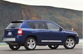2010 Jeep Compass Photo