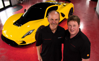 Veteran GM engineer John Heinricy will lead Hennessey Venom F5 development