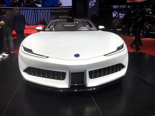Karma Pininfarina GT  -  2019 Shanghai auto show