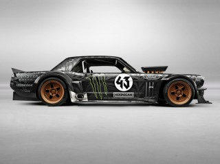 The backstory of Ken Block's Gymkhana cars