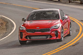 Kia Stinger: Best Hatchback To Buy 2020