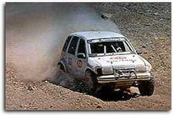 kia Sportage racing 2
