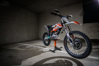 KTM Freeride E electric motorcycle