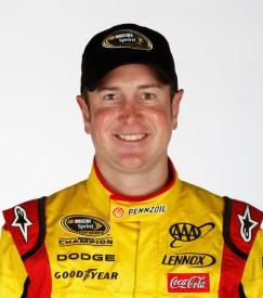 Kurt Busch drove for Penske Racing the last six years - NASCAR photo
