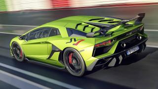 Lamborghini Aventador SVJ Roadster all but confirmed