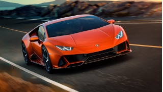 Lamborghini Huracan Evo arrives with Performante power, better aero