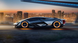 Lamborghini's reportedly building a $3M hypercar with hybrid V-12 power, may glow in the dark
