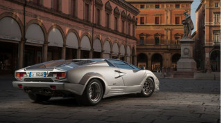 Marcello Gandini talks about the origin of the name Countach
