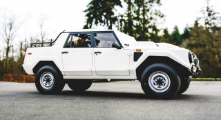 1988 Lamborghini LM002 for sale, via RM Sotheby's