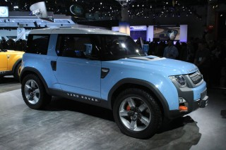 Tata To Build Next Land Rover Defender In India Report