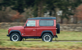 Ineos' Land Rover Defender rival could be built at Ford plant