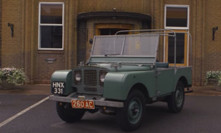 First series-production Land Rover number 16