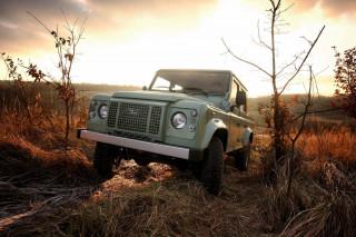 Land Serwis 'new' Land Rover Defender