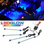 LEDGLOW Blue Interior Lighting Kit
