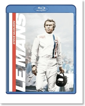 LeMans BluRay Edition Cover