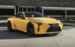Lexus LC Inspiration Series concept