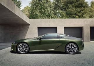 2020 Lexus LC Photos
