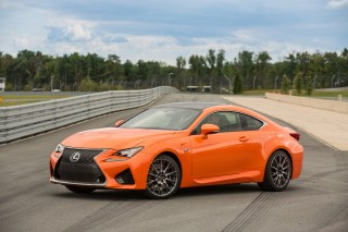 2018 Lexus Rc F Review Ratings Specs Prices And Photos The Car Connection