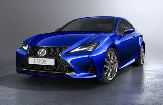2019 Lexus RC Preview Sharper Look For Luxury Coupe