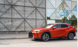2019 Lexus UX priced $33,025 to start