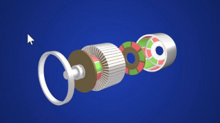 New electric motor could eliminate transmissions