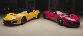 2019 Lotus Evora 400 on Jay Leno's Garage