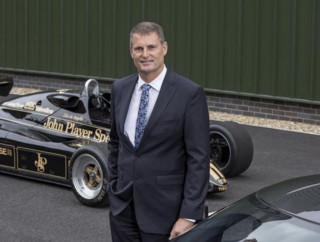 Lotus Sports Cars CEO Phil Popham